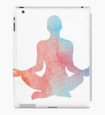 Yoga Colors iPad Case/Skin