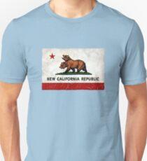 New California Republic Flag T-Shirt