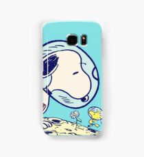 Snnopy Peanuts, snoopy love Samsung Galaxy Case/Skin