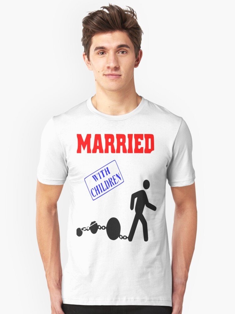 Married with Children Unisex T-Shirt Front