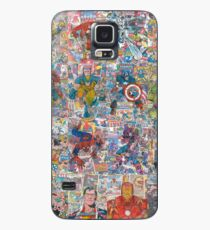 Superheroes Galore Case/Skin for Samsung Galaxy