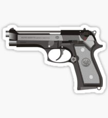 beretta italy Sticker