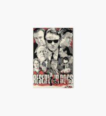 Reservoir Dogs Art Board