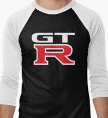 NISSAN GTR Men's Baseball ¾ T-Shirt