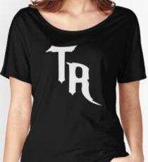 Treasure Raid Icon - White Women's Relaxed Fit T-Shirt