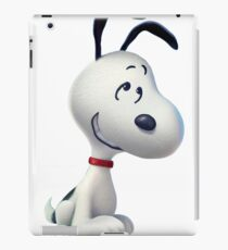 snoopy dogs, happy snoopy iPad Case/Skin