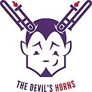 The Devil's Horns! by Christopher Bill