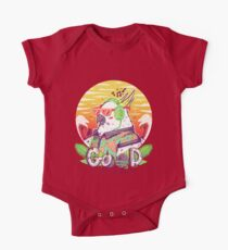 Polly Wants Some Good Vibes! Kids Clothes