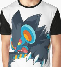 Luxray Pokémon Platinum Graphic T-Shirt