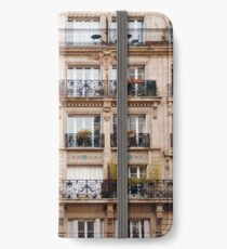Traditional French Architecture iPhone Wallet/Case/Skin