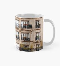 Traditional French Architecture Mug