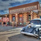 Silverton Hotel, NSW by Adrian Paul