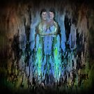 ...   Painted Love within a cave   ... by TheBrit