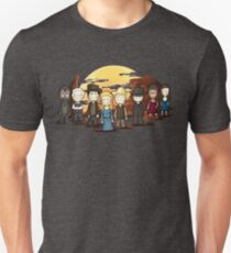 West world chibi T-Shirt