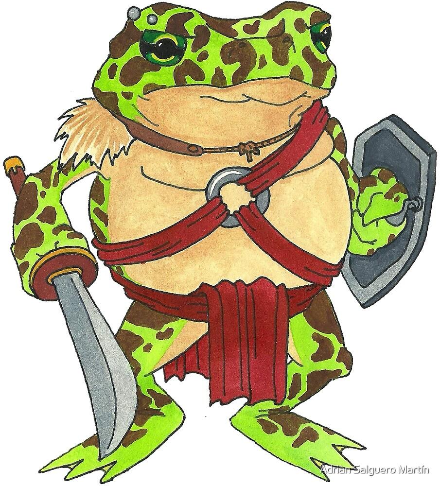 Frog Warrior\