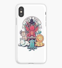 Game of Thrones - Game of Toys iPhone Case/Skin