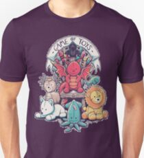 Game of Thrones - Game of Toys Unisex T-Shirt