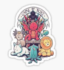 Game of Thrones - Game of Toys Sticker