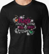 All Magic Comes With a Price Dearie Once Upon a Time  Long Sleeve T-Shirt