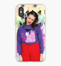 Miranda Sings with Cats iPhone Case