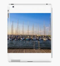 Williamstown yachts iPad Case/Skin