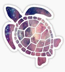 Little Galaxy Turtle Thing Sticker