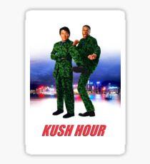 Kush Hour Sticker