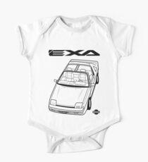 Nissan Exa Action Shot (LHD) Kids Clothes