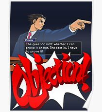 Ace Attorney - Phoenix Wright Poster