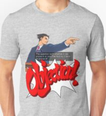 Ace Attorney - Phoenix Wright T-Shirt