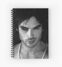 The Vampire Diaries - Damon Salvatore 2  Spiral Notebook