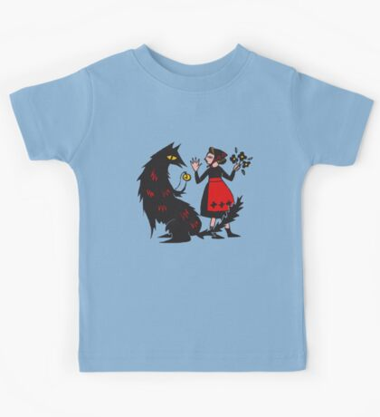 What's the time, Mr Wolf Kids Clothes