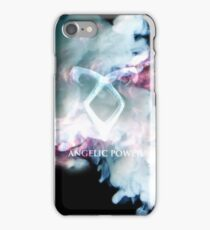 The mortal instruments : Shadowhunter rune in colour cloud - Angelic Power iPhone Case/Skin