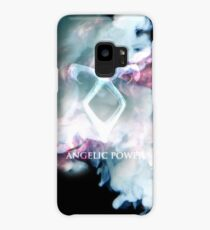 The mortal instruments : Shadowhunter rune in colour cloud - Angelic Power Case/Skin for Samsung Galaxy