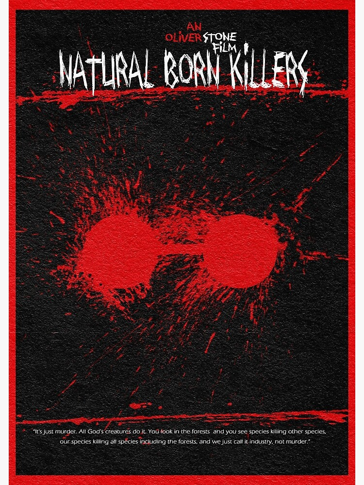 Natural Born Killers von geekmywall
