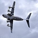 Airbus Military A400M, EC-406 by Andrew Harker