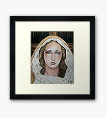 Behold Your Mother Framed Print