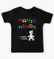 ZX Spectrum - Manic Minor Kids Clothes