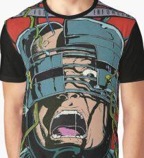 Robocop Comic Graphic T-Shirt
