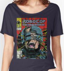 Robocop Comic Women's Relaxed Fit T-Shirt