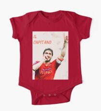 "Francesco Totti ""IL Capitano"" ROMA Kids Clothes"