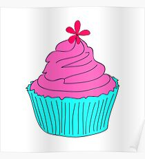 Cupcakes!! Poster