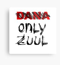 No Dana - ONLY ZUUL Metal Print