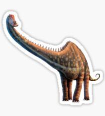 Diplodocus Dinosaur Sticker