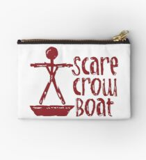 Scarecrow Boat Studio Pouch