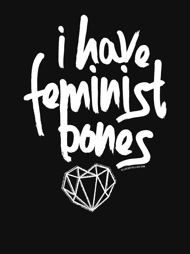 """I Have Feminist Bones"" -Gillian Anderson by allheartgillian"