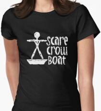 Scarecrow Boat Women's Fitted T-Shirt