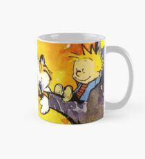 Calvin and Hobbes Lazy Sunday's Mug