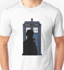 Time and Relative Dimensions in Baker Street T-Shirt