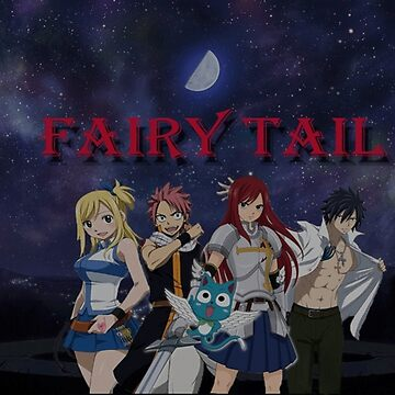 Fairy Tail by Liftedcurse